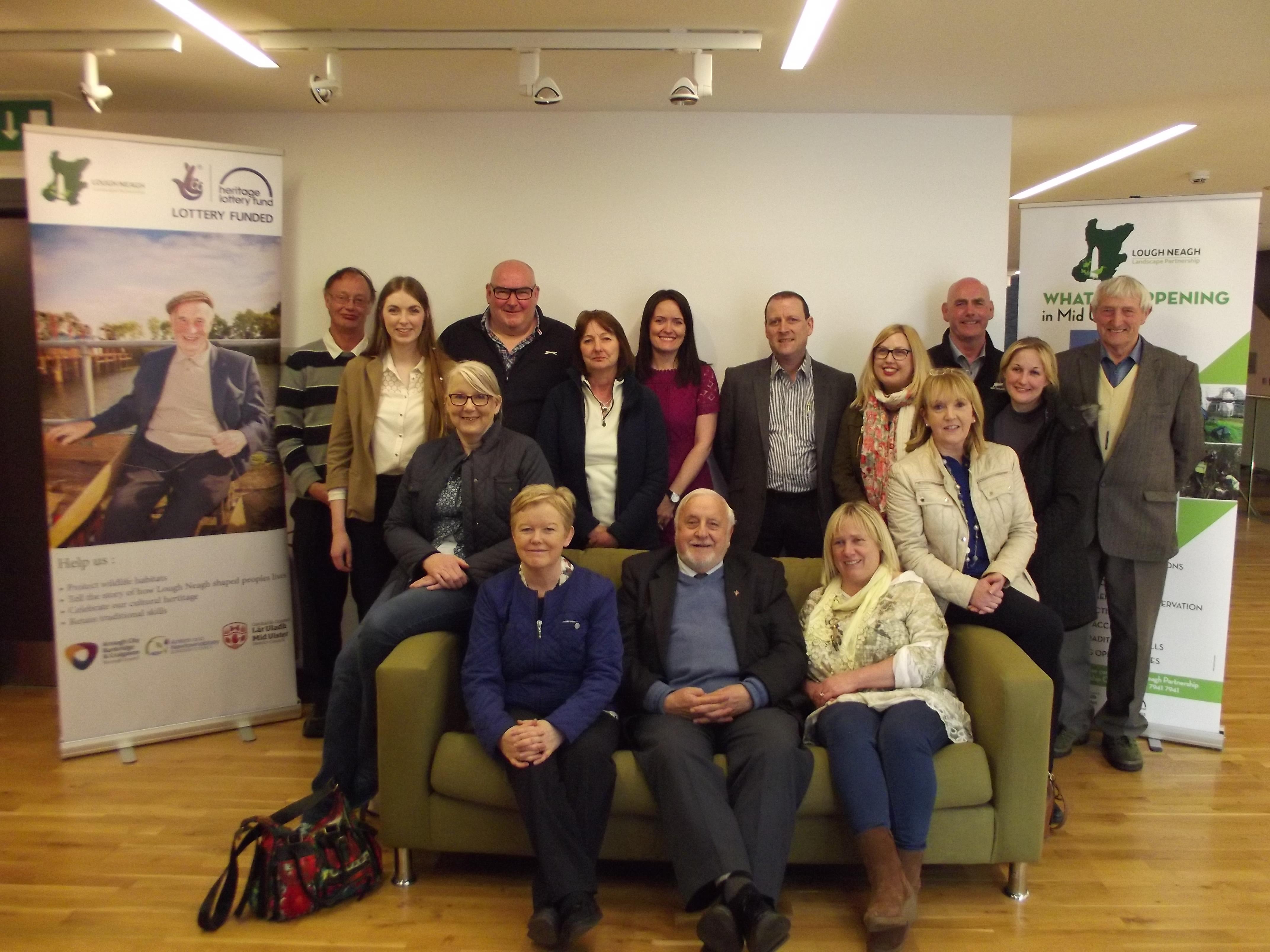 The Lough Neagh Storytellers