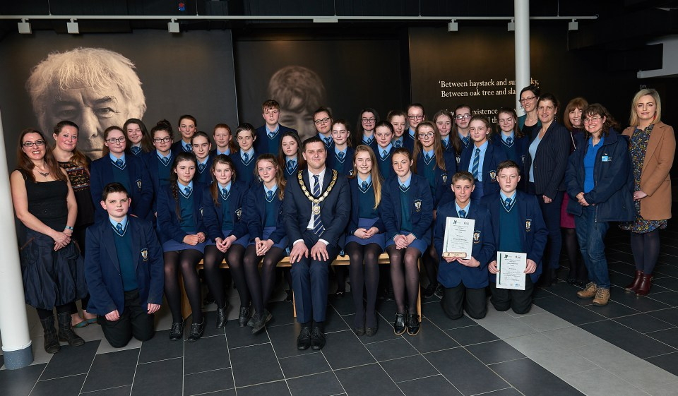ST MARY'S CLADY WINS 'MY PLACE IN THE LANDSCAPE' AWARD