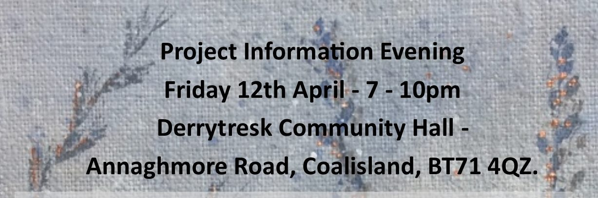 Information Evening for Saving Nature Project – Derrytresk Community Centre