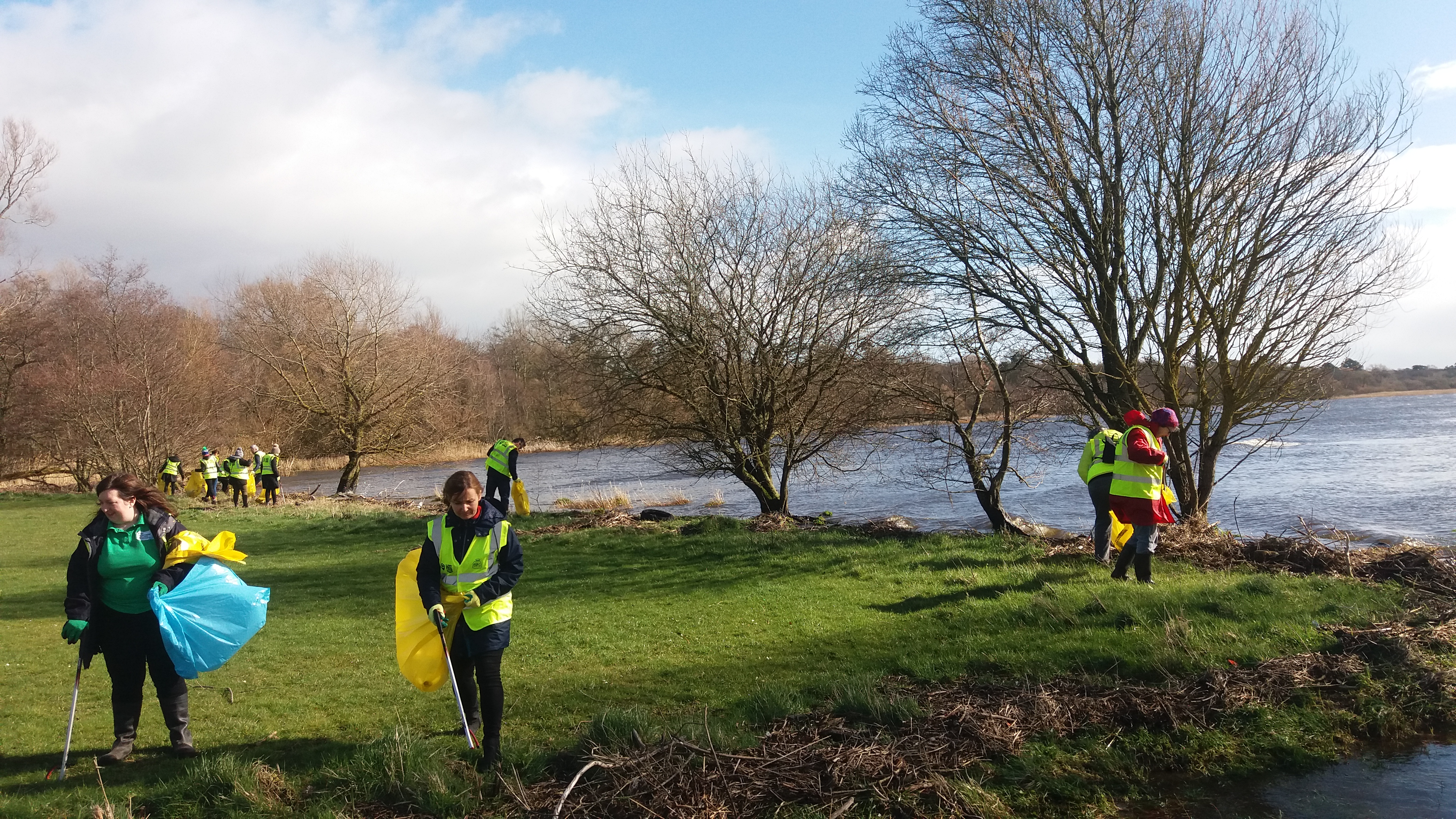 Lough Neagh Litter Campaign