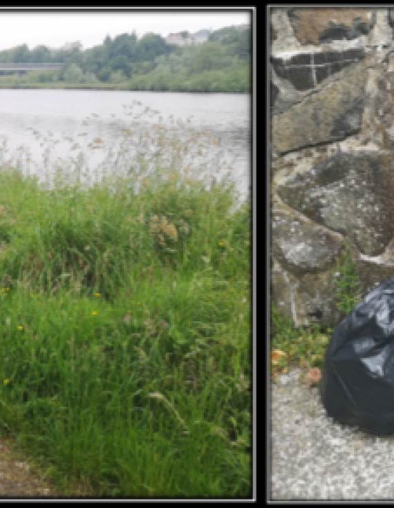 Volunteering During Lockdown – Litter Lifts